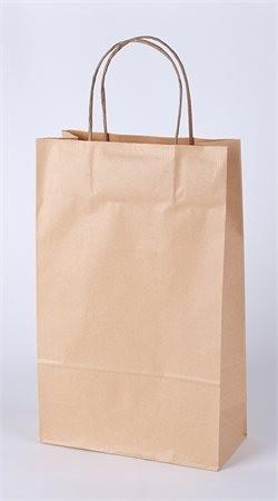 27e5631036 Papierová taška na víno s točeným uchom