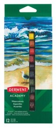 Tempera, sada, 12 ks, 12 ml, DERWENT