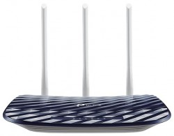 Wi-Fi Router, 433 Mbps/450 Mbps, AC750, TP-LINK