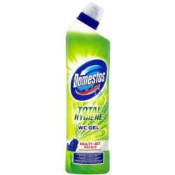 DOMESTOS 700ml TOTAL HYGIENE lime fresh