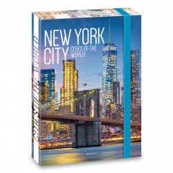 Školský box A4 NEW YORK
