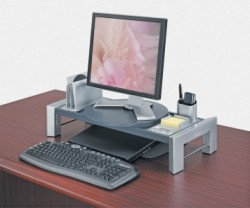 "Stojan na monitor, FELLOWES ""Flat Panel Workstation"""