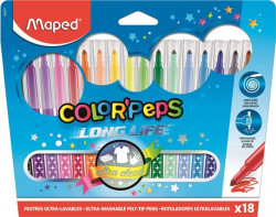 Fixky MAPED/18 Color Peps
