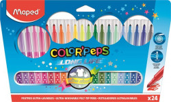 Fixky MAPED/ 24ks Color Peps