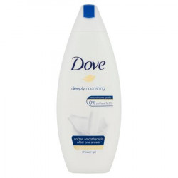 "Sprchový krém, 250 ml, DOVE ""Deeply Nourishing"""