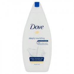 "Sprchový krém, 500 ml, DOVE ""Deeply Nourishing"""